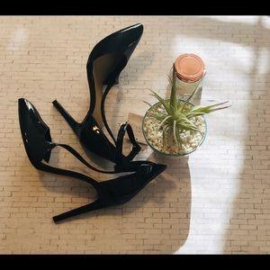 Zara Patent Leather Heels